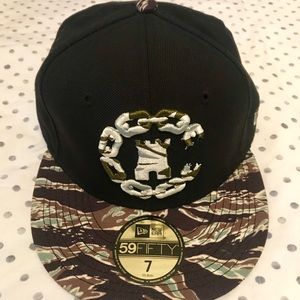 New Era X Crooks & Castles